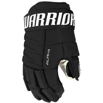 Alpha QX4 SR Glove, Black