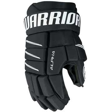Alpha QX5 SR Glove, Black