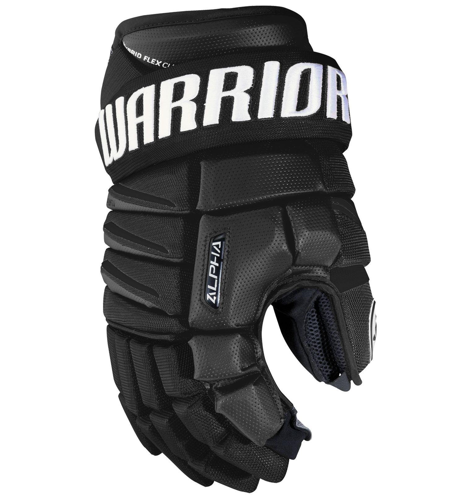 Alpha Qx Sr Glove Black