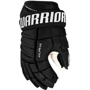 Alpha QX Pro SR Glove, Black