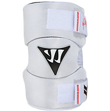Rabil Next Arm Pad, White with Red & Blue