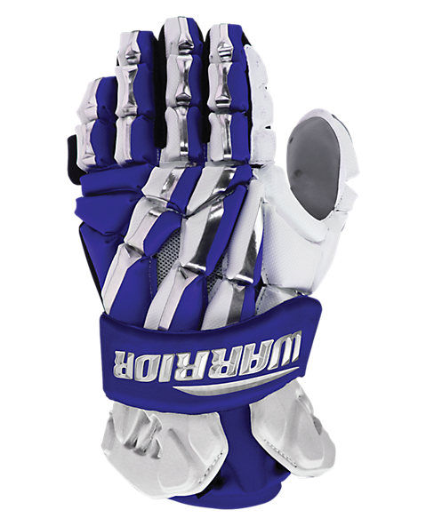 Regulator, Royal Blue with White & Silver