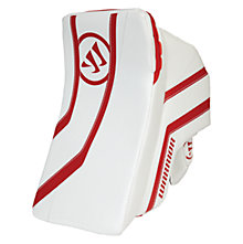 Ritual G2 Int Blocker, White with Red