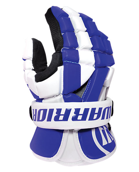 Riot, Royal Blue with White