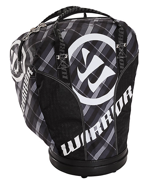 Rocksac S1 Ball Bag, Black with White