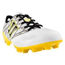 Gambler Combat FG - Kids, White with Silver