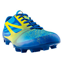 Superheat Combat FG - Kids, Blue with Blue & Yellow
