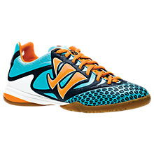 Skreamer Combat Indoor - Kids, Blue with Orange & Blue