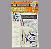 String Kit - Landing Strip Pocket, White