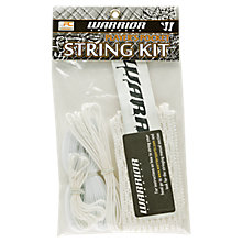 Soft mesh attack/defense string kit , White