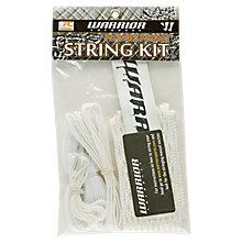 Soft mesh attack/defense string kit , White
