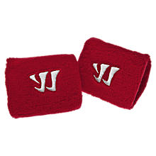 Cuff Slash Guards Padded Plastic, Red with White