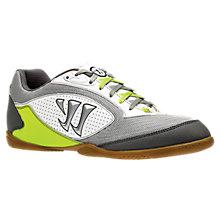 Thrust Futsal, White with Green & Grey