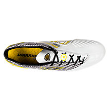 Gambler S-Lite FG, White with Silver & Cyber Yellow