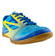 Superheat Combat Indoor, Blue with Blue & Yellow