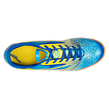 Superheat Combat Indoor, Vision Blue with Blue & Cyber Yellow