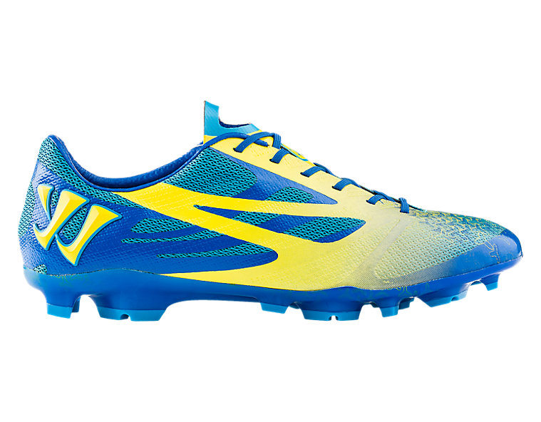 Superheat Pro FG, Vision Blue with Blue & Cyber Yellow