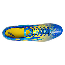 Superheat Sentry FG, Vision Blue with Blue & Cyber Yellow