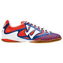 Skreamer Combat Indoor, Spicy Orange with Baja Blue & White