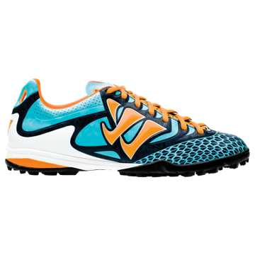 Skreamer Combat TF, Blue Radiance with Bright Marigold & Insignia Blue