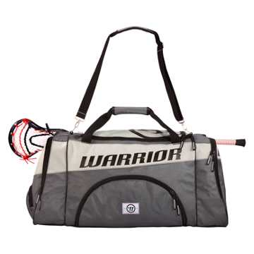 Space Shuttle Bag, Grey with Light Grey
