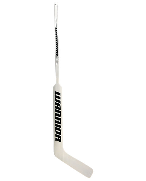 Swagger Goalie Stick, White with Black