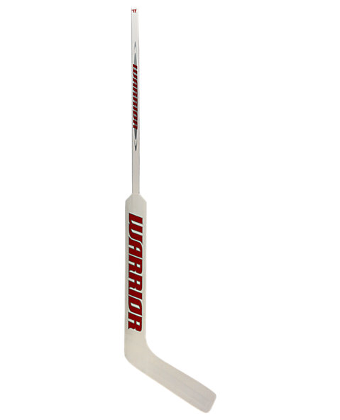 Swagger Goalie Stick, White with Red