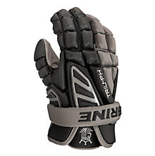 Triumph III XL glove, Black with Grey