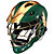 TII Custom Painted Helmet, Colorado State