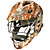 TII Custom Hydrographic Helmet, Brown with Tan
