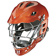 TII Custom Hydrographic Helmet, Orange