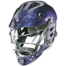 TII Custom Hydrographic Helmet, Purple