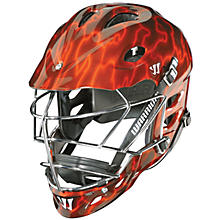 TII Custom Hydrographic Helmet, Red