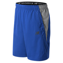 NB Freeze Short, Team Royal with Silver