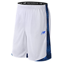 Lax Insert Short, White