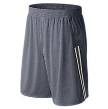 LAX Braid Reverse Shorts, Gunmetal
