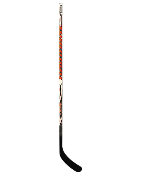 Vandal Stick, Black with White & Red