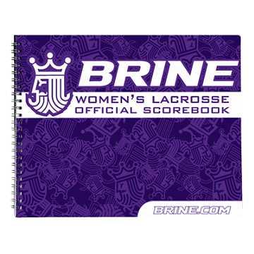 Women's Scorebook, Purple