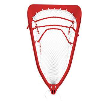 Wall Box Goalie Head, Red Fade