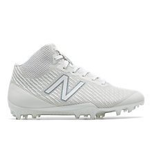 Women's Burn Mid Cleat, White
