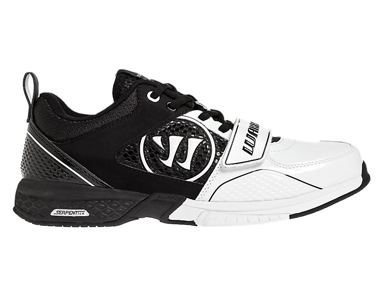 Bushido XT, Black with White