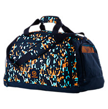 Skreamer Medium Holdall, Insignia Blue with Blue Radiance & Bright Marigold
