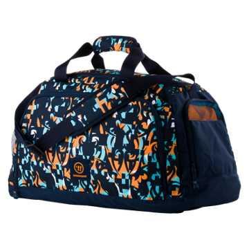 Skreamer Medium Holdall, Insignia Blue with Blue Radiance & Bright Marigold