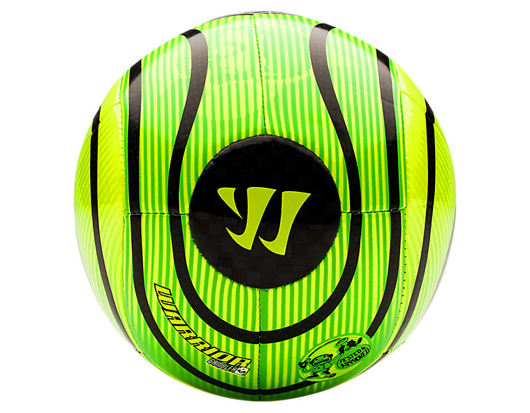 Gambler Mini Ball, Jazz Green with Black & Hi-Vis Yellow