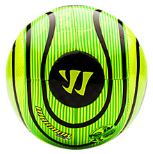 Gambler Mini Ball, Green with Black & Yellow