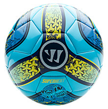 Superheat Combat Ball, Blue with Aviator & Cyber Yellow