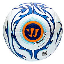Skreamer Pro Ball, White with Blue & Blue