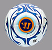 Skreamer Pro Ball, White with Blue Radiance & Insignia Blue