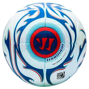 Skreamer Pro Ball, White with Navy & Red
