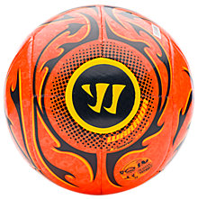 Skreamer Clone Ball, Orange Flash with Ebony & Cyber Yellow